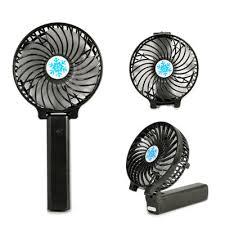 rechargeable fan online shopping handy usb rechargeable fan black 2naira shop