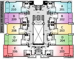 regent heights floor plan pattaya heights condominium in pratumnak 8 units for sale 5