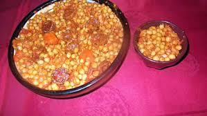 cuisine catalane recettes recette de pois chiches a la catalane