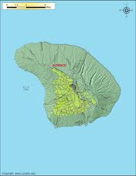 Map Hawaii Hawaii Pineapple Map Hawaii Pineapple Plantations