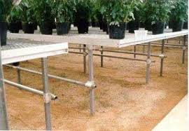 Metal Greenhouse Benches Greenhouse Benches Foter