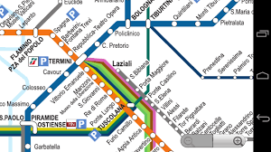 Budapest Metro Map by Rome Metro Map Android Apps On Google Play
