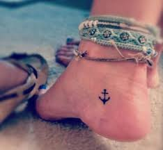i these anchor tattoos they really can anything to