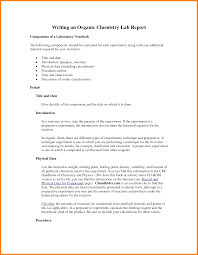 lab report template chemistry lab report template 3 best and professional templates