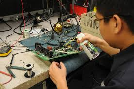 industrial electronic repairs and drive maintenance