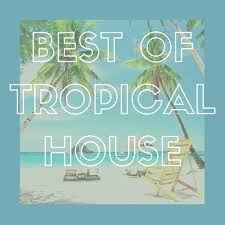 tropical photo album tropical house album cover
