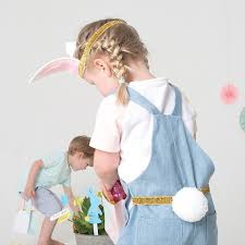 meri meri rabbit meri meri bunny rabbit dress up kit interiors