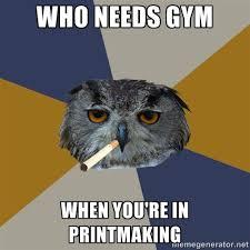 Art Student Owl Meme - fuck yeah art student owl