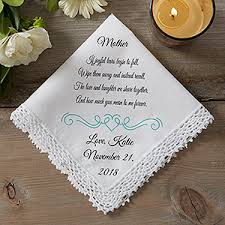 personalized wedding items personalized wedding handkerchief joyful tears