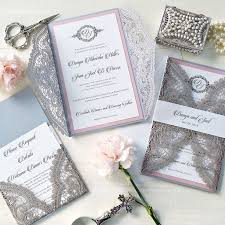 paper invitations paper lace invitations ft lauderdale fl weddingwire