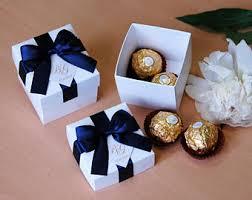 wedding favor boxes wedding favor boxes etsy