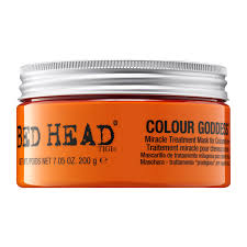 Deep Conditioner For Color Treated Hair Tigi Bed Head Colour Goddess Miracle Treatment Mask 200g Feelunique