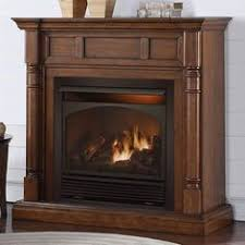 Btu Gas Fireplace - duluth forge dual fuel ventless gas fireplace 26 000 btu remote