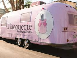 la lacquerie mobile nail salon business insider