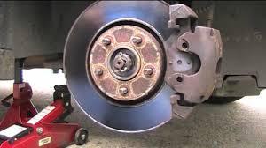 chrysler voyager warped brake disks youtube