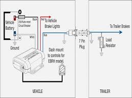 trailer wiring diagram electric brakes within brake controller on
