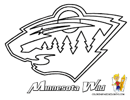 wild coloring pages bulbulk com hockey pinterest basements
