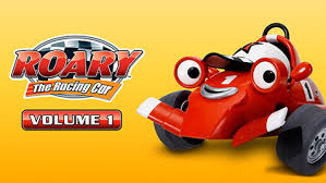 roary racing car hulu stream