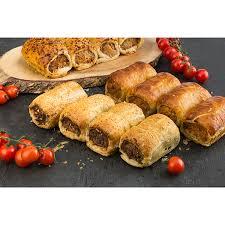 gourmet sausage coopers gourmet sausage rolls 12 variety selection 437261