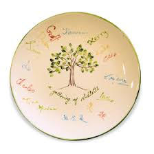signing plate signing plate funpots haywards heath pottery painting sussex