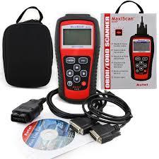 nissan almera diagnostic tool autel ms509 maxiscan obdii obd2 diagnostic fault code reader