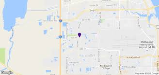melbourne fl map fedex ship center melbourne fl 3960 dow rd 32934
