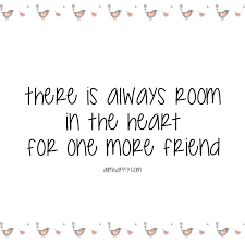 25 encouraging quotes about new friends