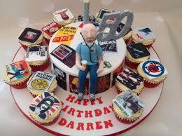 retro music birthday cake for a 50 year old u0027rocker u0027 cake by