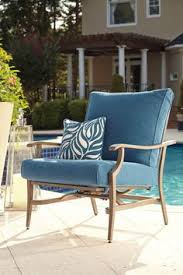 Motion Patio Chairs Salceda Beige Brown Lounge Chair W Cushion 1 Cn P451 820