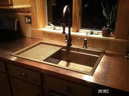 kitchen sink backsplash ideas decorative kitchen sink backsplash ideas 11 copper sinks home