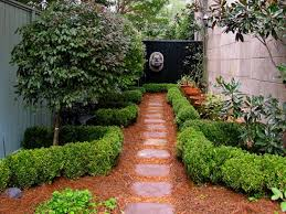 landscape ideas for small gardens small back yard landscaping