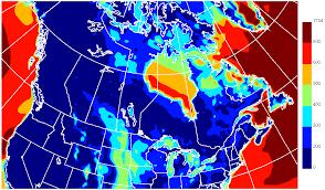 map of canada atlas canadian wind atlas level 0