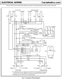 ezgo light kit wiring diagram diagram wiring diagrams for diy
