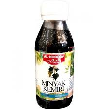 Minyak Kemiri Untuk Anak minyak kemiri al khodry penumbuh rambut isi 2 botol 125ml lazada