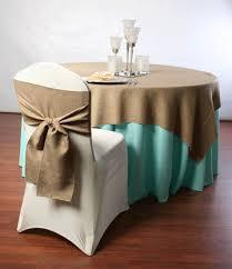 burlap chair covers table runner new 602 burlap table runner wedding rental