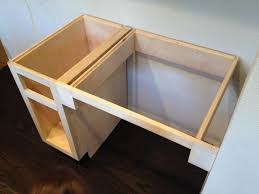 Kitchen Drawer Cabinets How To Install Free Standing Cabinet Drawer For Kitchen Office