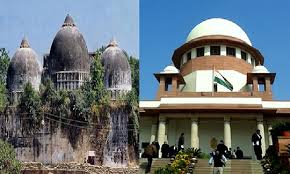Lucknow Bench Sc Refuses Urgent Hearing On Babri Masjid Land Dispute Case