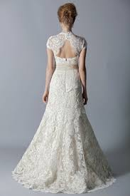 key back wedding dress 41 charming keyhole back wedding dresses weddingomania muslim