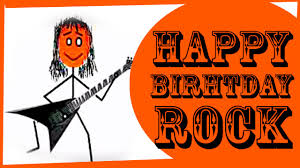 singing text message for birthday happy birthday song rock n roll ecards birthday messages
