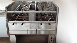 materiel de cuisine professionnel occasion barbecue verticale 8 broches 32 poulets cuisine pro 27 à 4800
