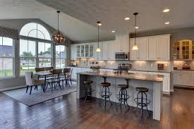 Home Comfort Gallery And Design Troy Ohio New Construction Single Family Homes For Sale Dunkirk Ryan Homes