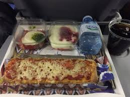 Klm Economy Comfort Second Meal Onboard Klm 747 To Nairobi Economy Picture Of Klm