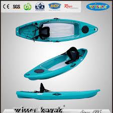 clear transparent kayak hangzhou winner kayak manufacturing co