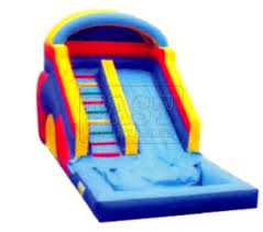 bis035 commercial grade backyard waterslide for sale commercial