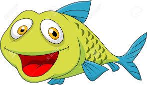 cute fish cartoon royalty free cliparts vectors and stock