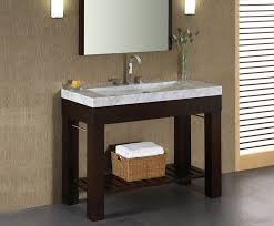 Bathroom Consoles And Vanities by 48 U201d Xylem V Europa 48dk Bathroom Vanity Bathroom Vanities