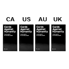 cards against humanity reject pack card cards against humanity au uk ca us basic and expansion 1