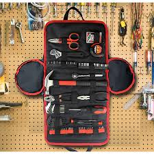 ultrasteel 81 piece roll up tool kit walmart com college dorm
