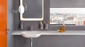 washbasins made of mineral composite hewi