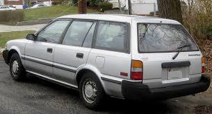 mitsubishi wagon 1990 1990 toyota corolla wagon news reviews msrp ratings with